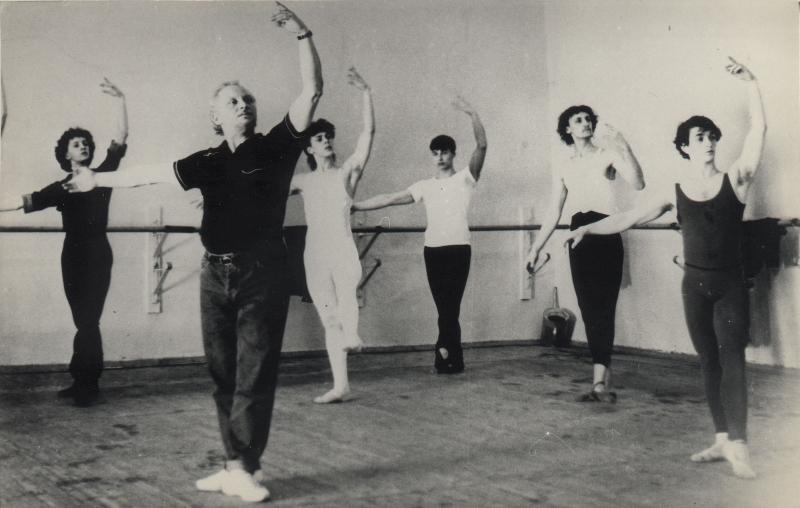 Scuola di perfezionamento - Agrippina Jakovlevna Vaganova