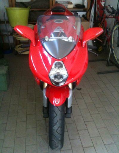 moto Agusta F4 312