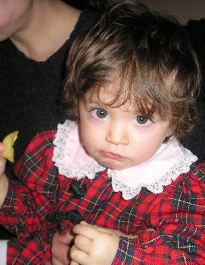 mia nipote Ariel